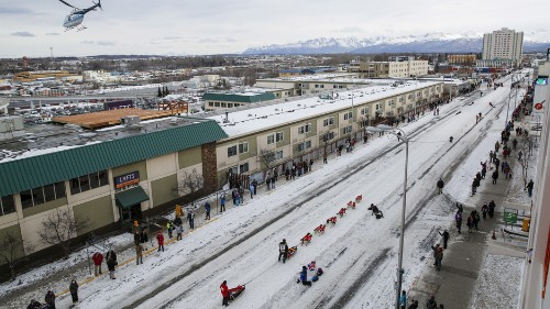 With an Indigenous perspective, Anchorage seeks to adapt to climate change even if Alaska doesn't