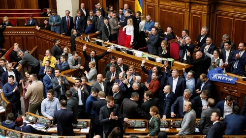 As impeachment trial looms, what's the view from Ukraine?