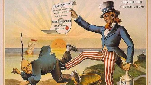 Long before anxiety about Muslims, Americans feared the 'yellow peril' of Chinese immigration