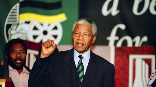Almost till his death, Mandela remained on the US terrorism watch list