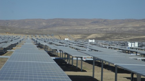 California's electrical grid can't handle all the solar energy the state is producing