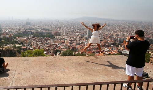 As tourists flock to Barcelona, locals fight to preserve their neighborhoods
