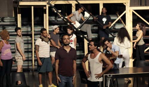 A Broadway musical opens in Havana for the first time in 50 years