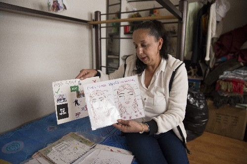 They were raped during Colombia's civil war. Now they want justice for their children.