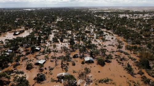 Tropical cyclone Idai: The storm that knew no boundaries
