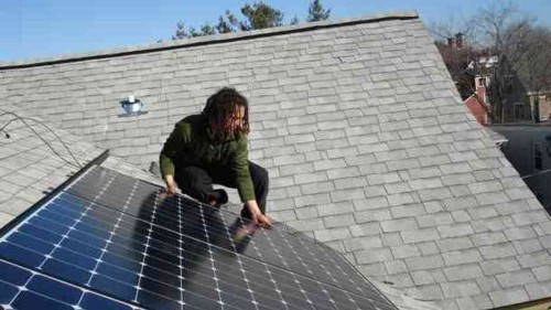 Recent solar panel adopter sees success in eliminating electric bill