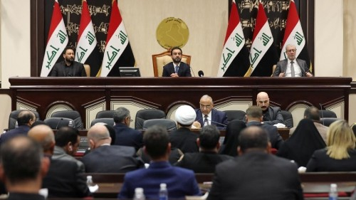 Iraqi MP calls for peace 'without using Iraq against Iran'