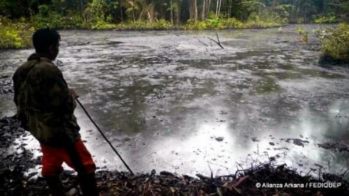 Peru's president orders environmental clean-up in Amazon oil region