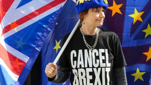 Statement pieces: Fashion designers worry over Brexit's cost to UK industry