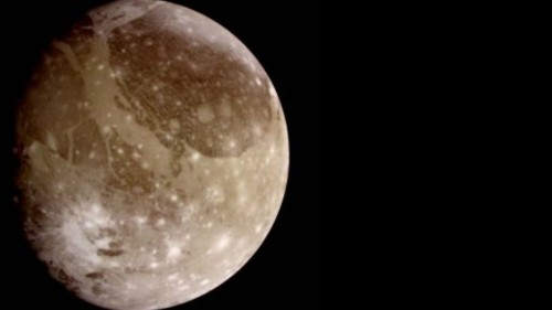 Looking for water? Try Jupiter's largest moon.