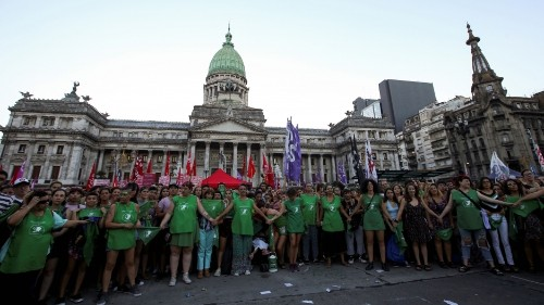 Legal abortions remain elusive in Argentina, especially for the most vulnerable