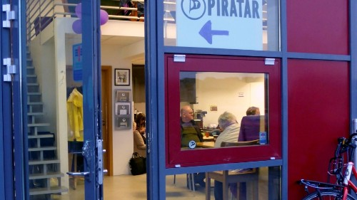 Pirates in Iceland are on the verge of gaining real political power