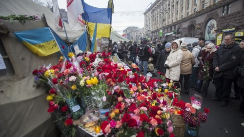 Russia is not happy with the dramatic change in Ukraine
