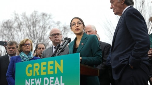 The Green New Deal doesn't include carbon pricing. Some say that's a big mistake.