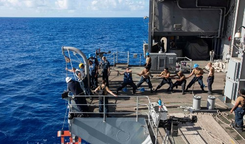 Is the Navy doing enough to protect sailors from coronavirus?
