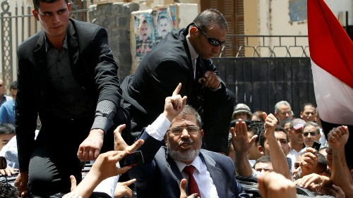 Mohammed Morsi was an 'accidental president' whom protesters say failed to bring democracy to Egypt