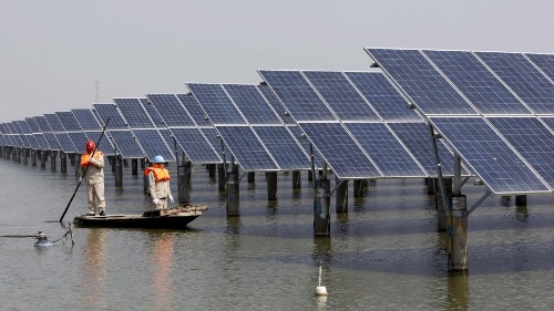 China's making huge economic bets on green energy