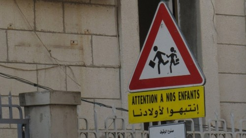 Is Beirut the codeswitching capital of the world?