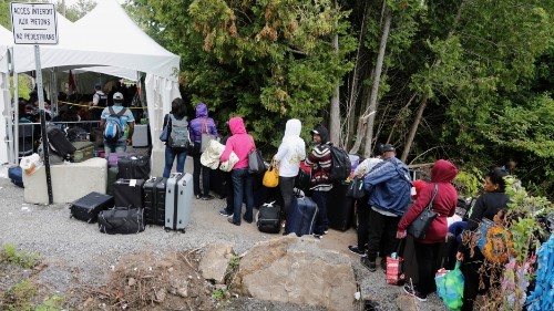 A Canadian court weighs whether the US is safe for asylum-seekers
