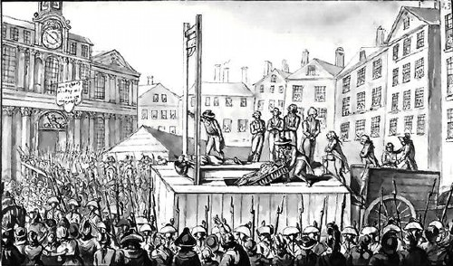 Why the guillotine may be less cruel than execution by slow poisoning