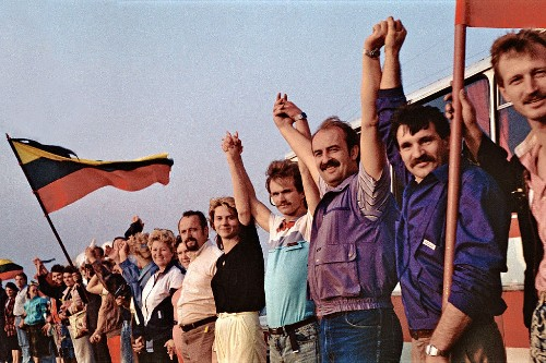 30 years later, the human chain that 'unshackled' the Baltic nations still matters