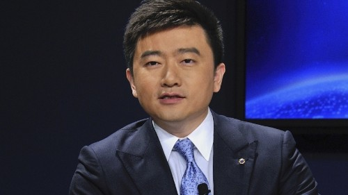 China's government detains its own popular news anchor as it probes corruption