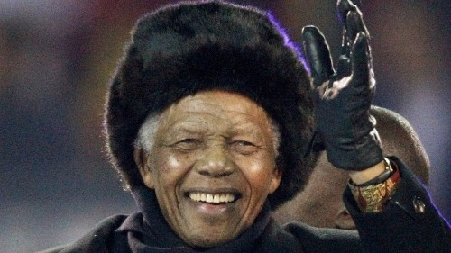 With Mandela, the unsurprising is still a shock