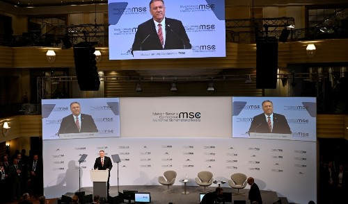 At Munich Security Conference, is the West 'winning' or growing evermore 'Westless'?
