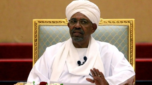 Toppled Bashir moved from residence to Sudan's Kobar prison