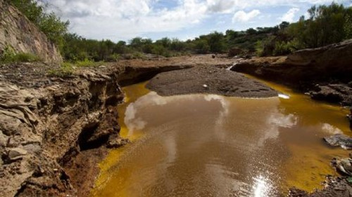 A recent leak of sulfuric acid into the Mexico's Sea of Cortez arouses anger and concern