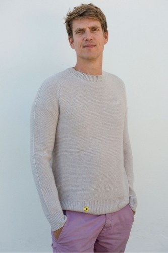 You're not being fleeced: This carbon-negative sweater comes with sheep included