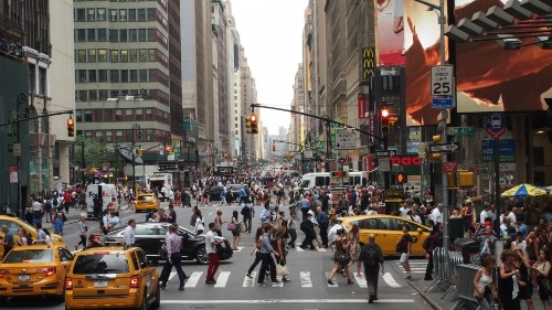 New York City gets nation's first congestion pricing plan