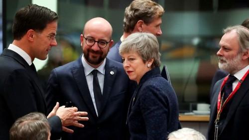 No deal beckons: EU presses May on Brexit deal