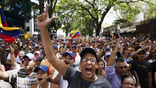 One year after Hugo Chavez, his successor and Venezuela are struggling