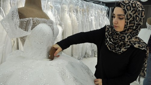 For this Turkish filmmaker, wedding dresses are a metaphor to discuss femicide