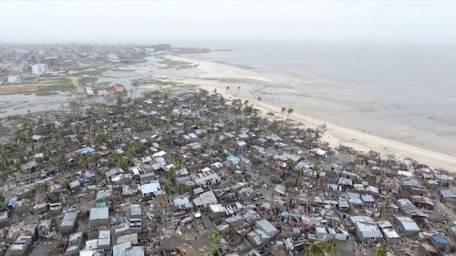 Death toll in Mozambique cyclone, floods could surpass 1,000
