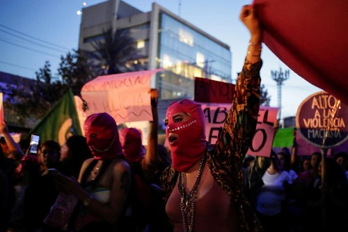 Mexican women are angry about rape, murder and government neglect — and they want the world to know