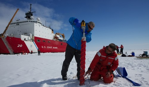 A scientist unlocks one of the mysteries of Arctic ice melt