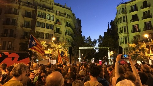 Can Spain and Catalonia find 'peaceful coexistence'?