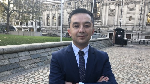 'I just couldn't sleep': Uighur activist calls for China to stop targeting minorities