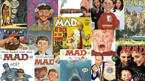 American Icons: 'Mad Magazine'