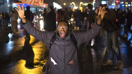 Black communities in England know what Ferguson is going through