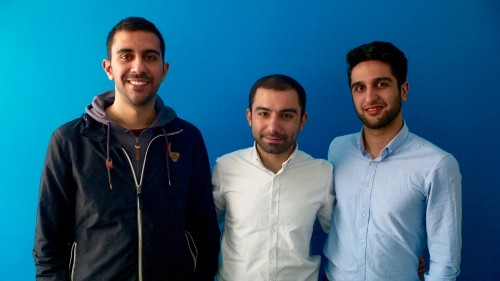 Iran's startup tech scene is getting off the ground