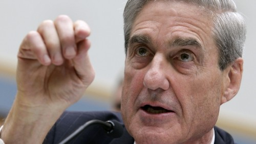 WATCH LIVE: Landmark moment for Trump as Mueller report on Russia looms