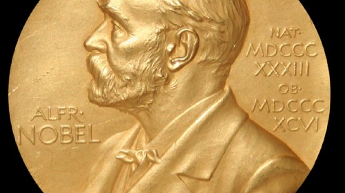 Congratulations, you've won a Nobel Prize