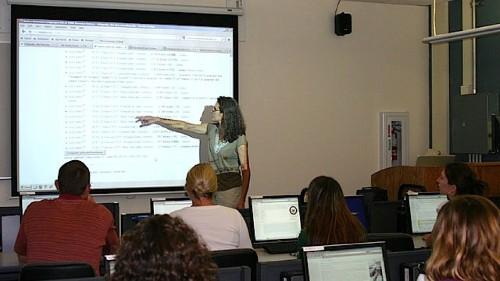 Educator explains historical blind spots in U.S. education system
