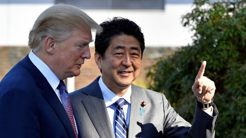 Trump for the Nobel Peace Prize? Japan's nomination is part of a strategic plan.