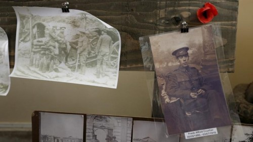 WWI soldiers spent less time in trenches than we previously thought