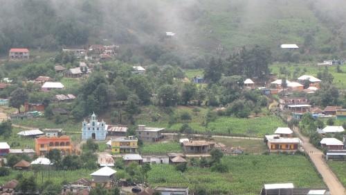 Did war change Guatemala's faith?