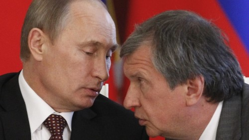 Russia's second most powerful man becomes the target of new US sanctions
